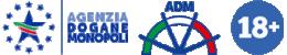 Logo Agenzia Dogane e Monopoli